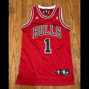 Adidas Swingman Chicago Bulls Derrick Rose Jersey